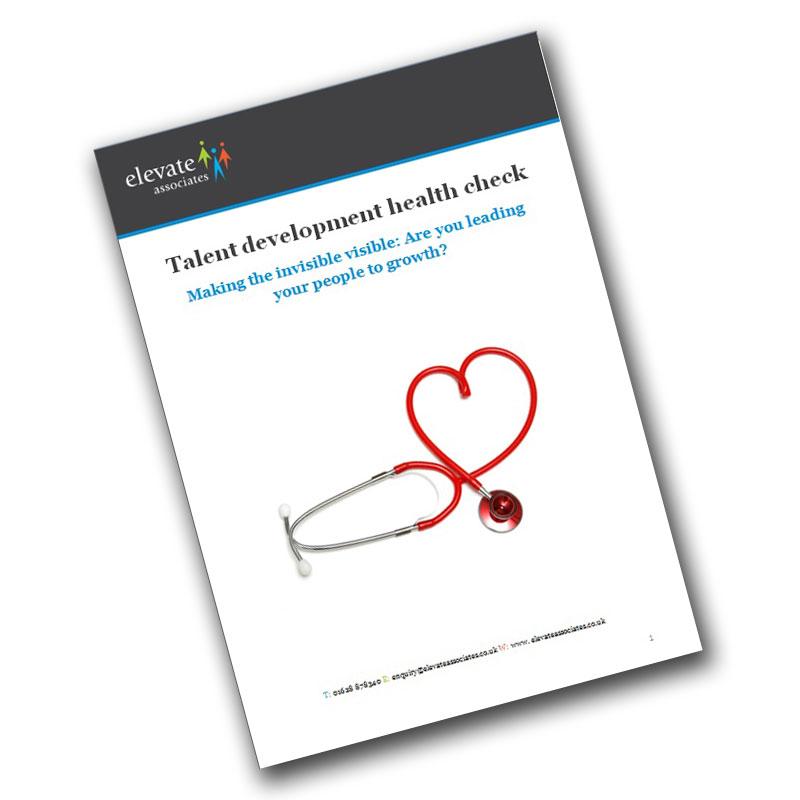 Talent Development Healthcheck